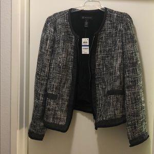 I.N.C tweed jacket